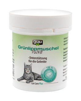 Cat Care Plus Rohelise Rannakarbi Pulber 75g