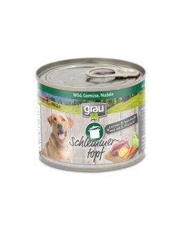 Koerakonserv Ulukliha köögiviljade ja nuudlitega